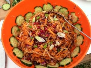 persephone salad