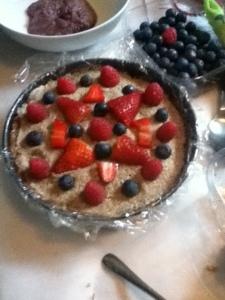 Berry Nice Pie
